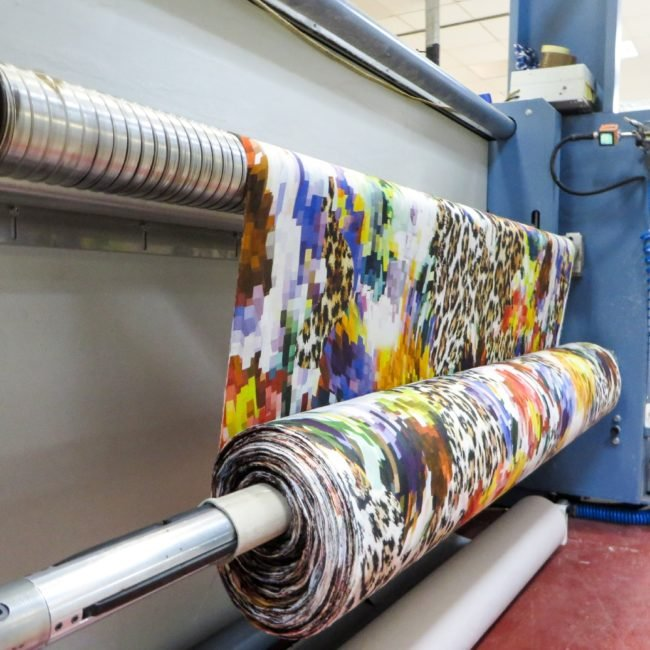 Inkjet Textildruck