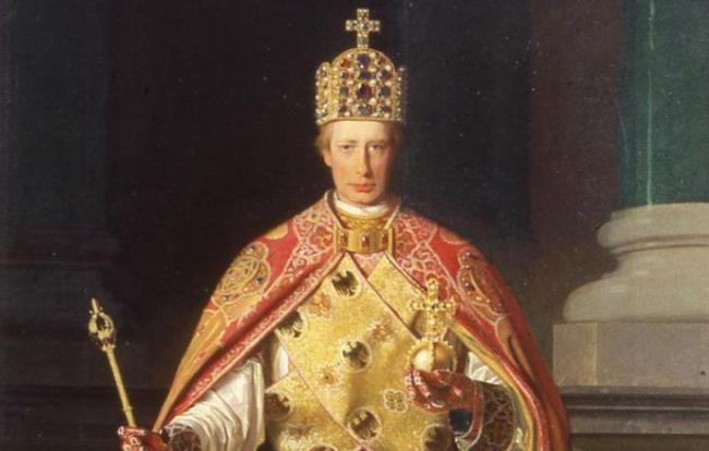 Prunkgewänder der Kaiser