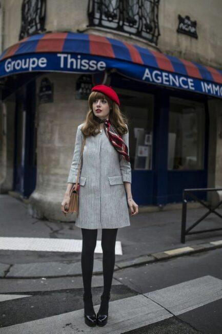 foulard und mütze